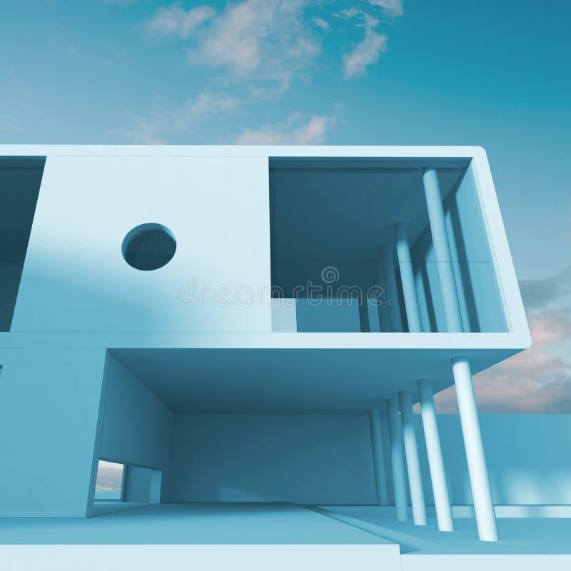 структура дела здания бесплатная иллюстрация