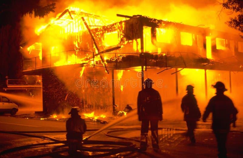 структура пожара стоковые изображения