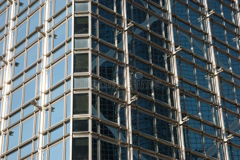 структура экстерьера дела здания стоковая фотография rf