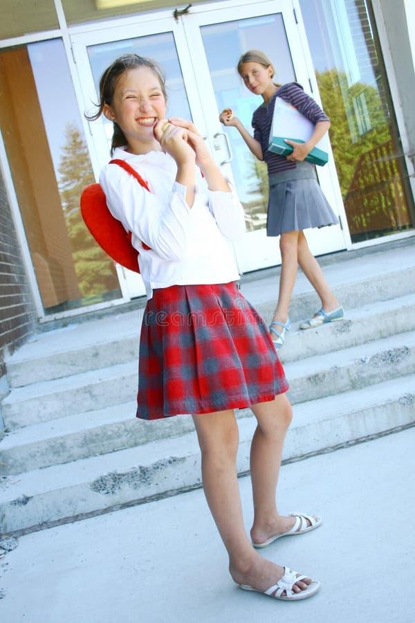 студенты молодые стоковые фотографии rf