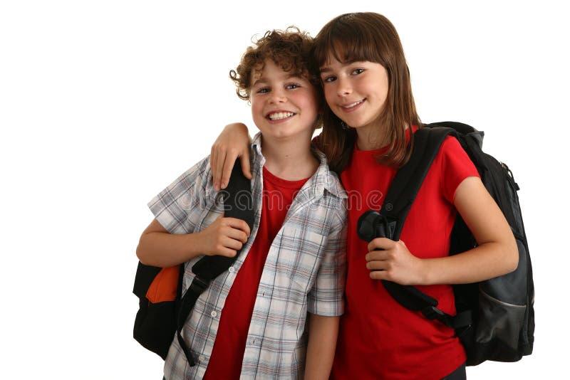 студенты стоковое изображение