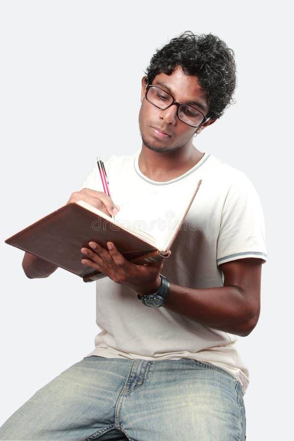 Студент колледжа стоковое фото