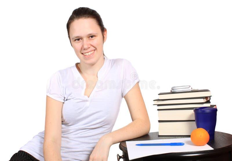 студент предназначенный для подростков стоковые изображения
