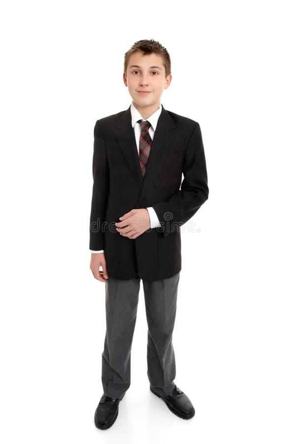 студент школы вторичный стоковая фотография
