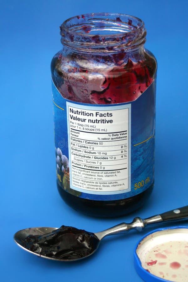 студень виноградины стоковое фото rf