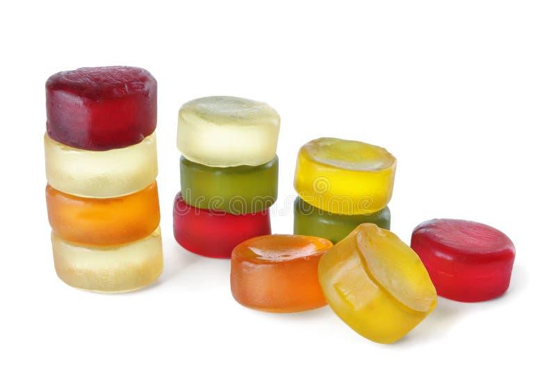 студень конфеты стоковая фотография