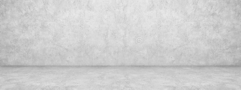 Студийный зал с текстурой бетонного бетона Пластера для дизайна интерьера и отображения продукции стоковые фотографии rf