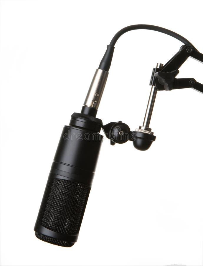 студия микрофона стоковая фотография rf