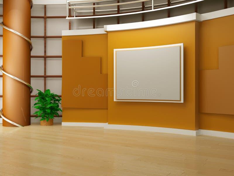 студия tv бесплатная иллюстрация
