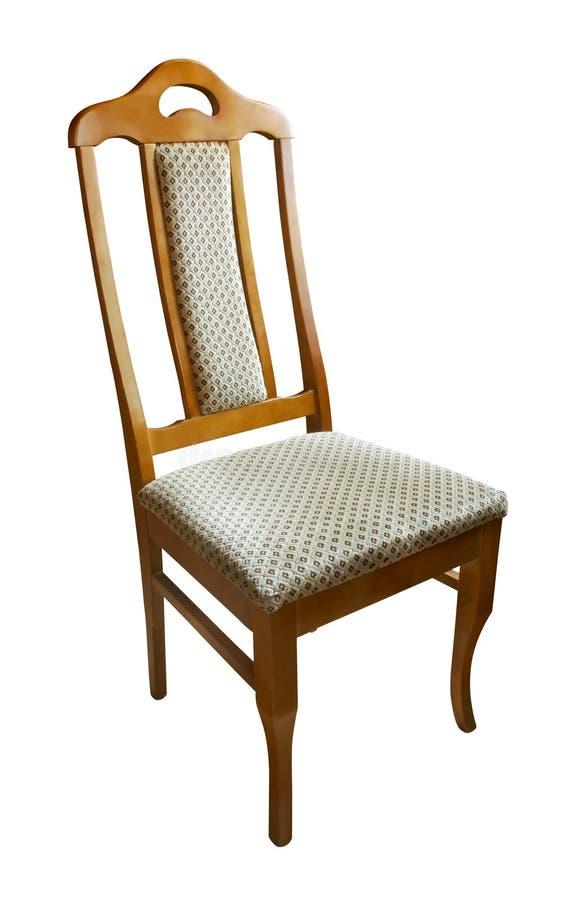 стул деревянный стоковая фотография rf