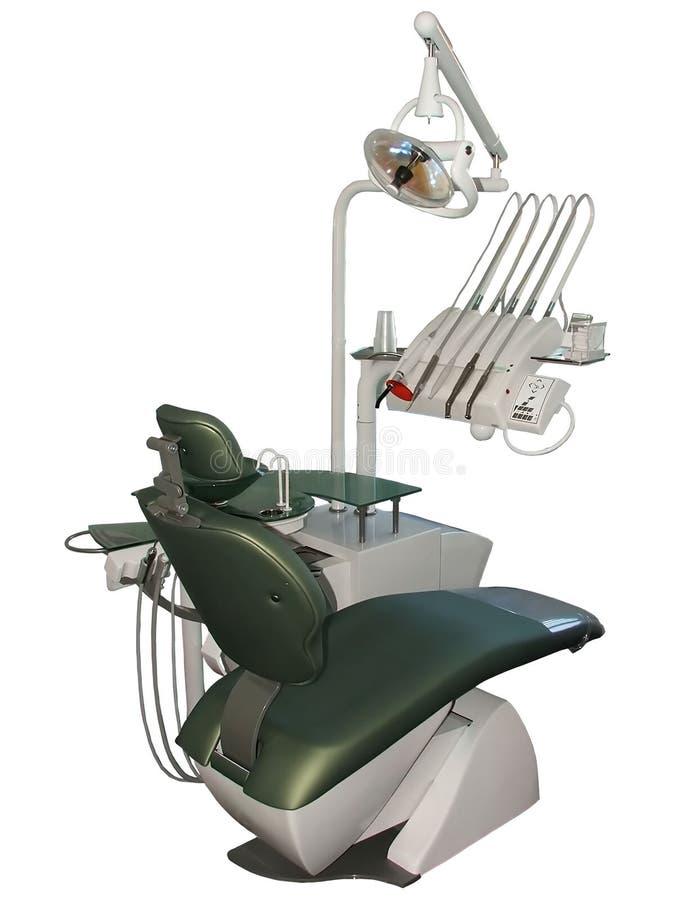 стул зубоврачебный стоковая фотография rf