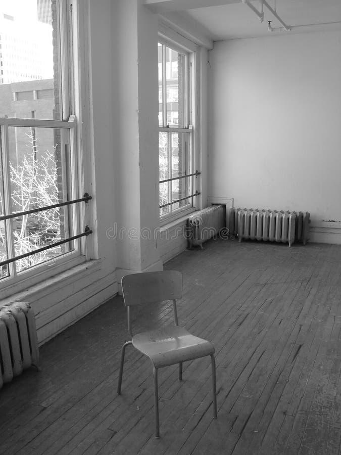 стул крытый Стоковая Фотография RF