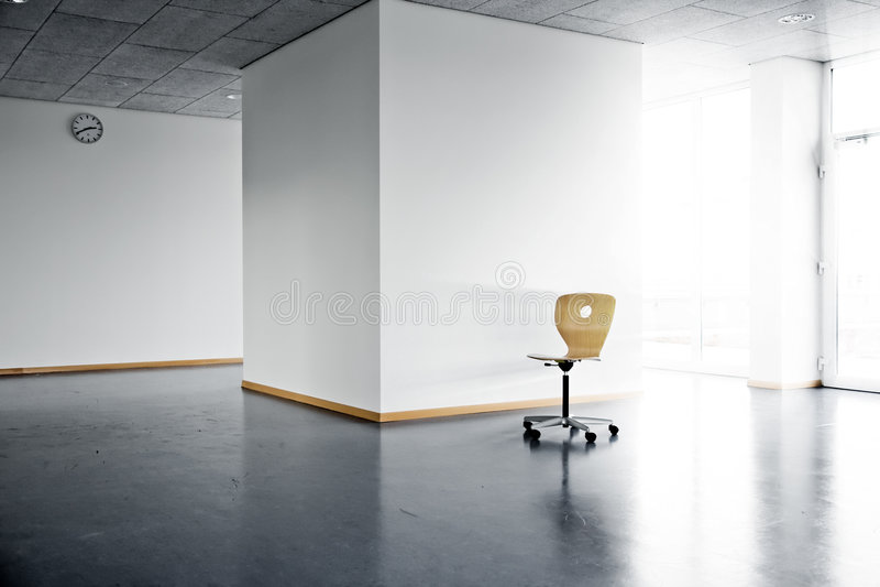 стул пустой стоковое фото rf