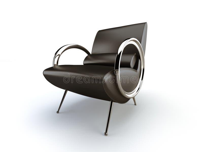 стул стильный иллюстрация штока