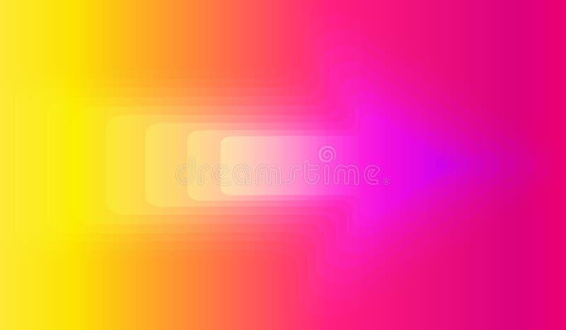 Ступенчатость стрелки стоковое изображение rf