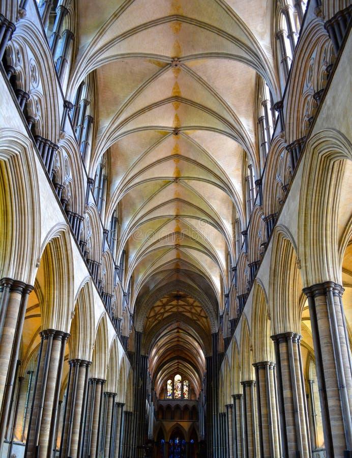 Ступица собора стоковое фото rf