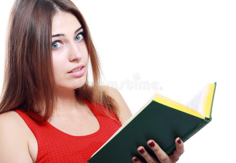 Студент колледжа стоковое изображение