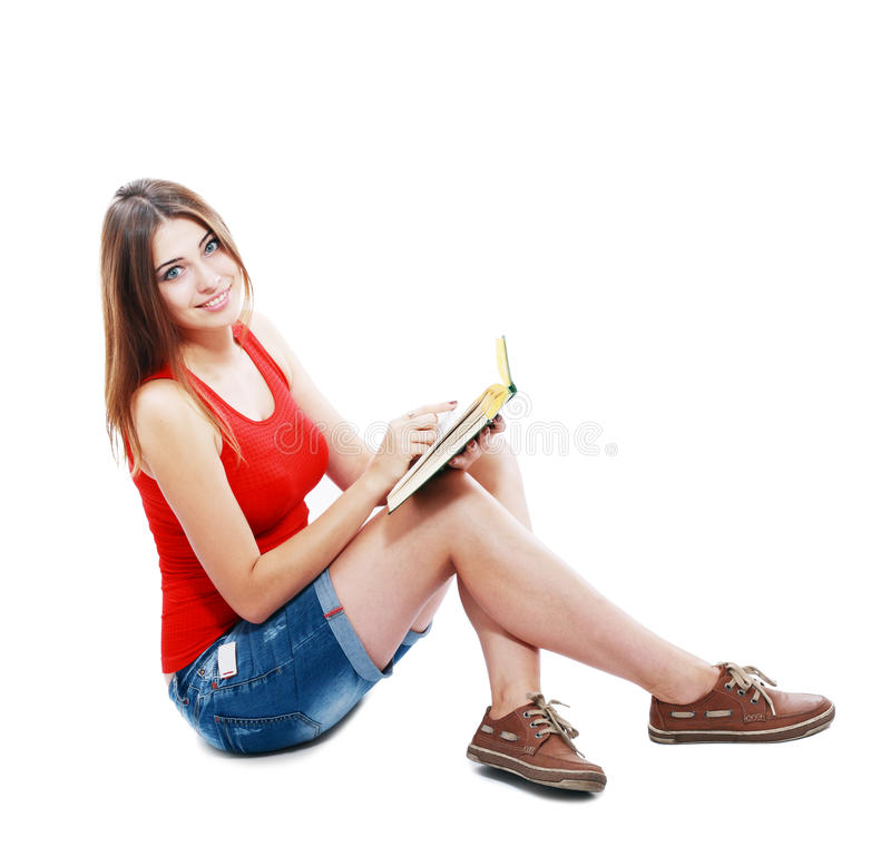 Студент колледжа стоковые изображения rf