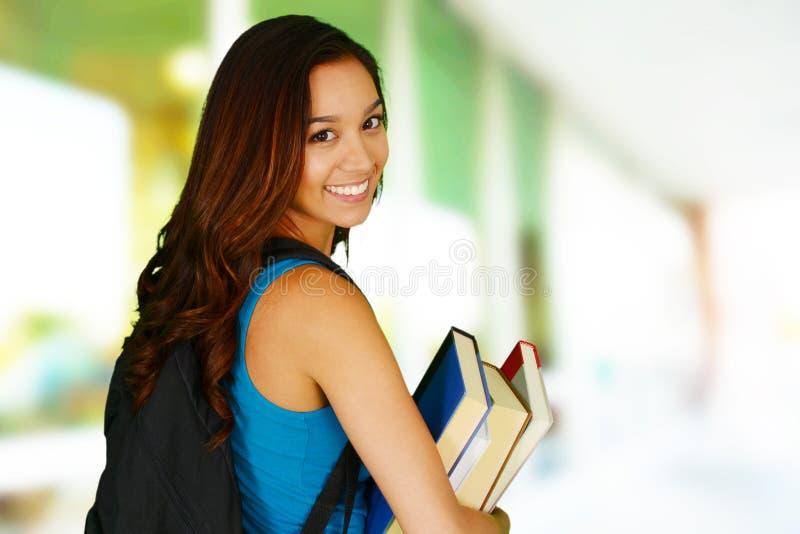 Студент колледжа стоковая фотография
