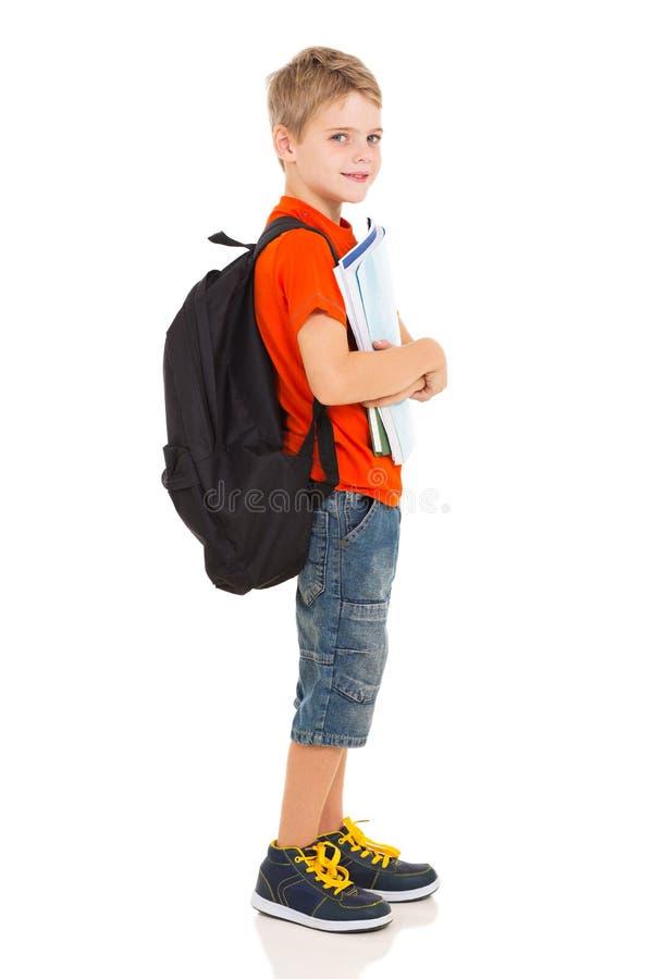 Студент начальной школы стоковые изображения