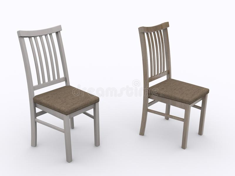 Download стулы 2 стоковое фото. изображение насчитывающей нутряно - 41657580