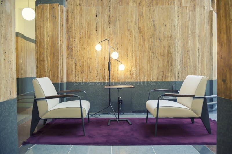 стулы 2 стоковое изображение rf