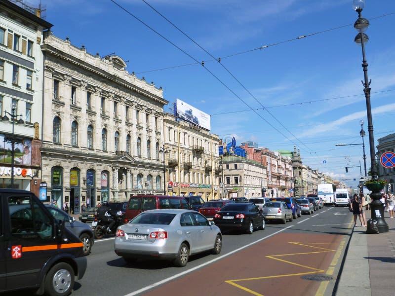 Ст Петерсбург стоковые изображения rf