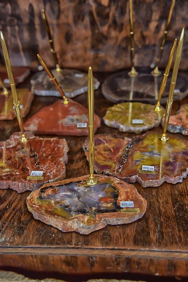 Сувениры Аризоны стоковое фото