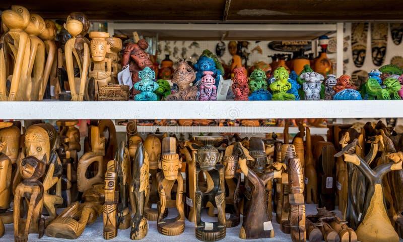 Сувениры от Доминиканской Республики стоковое фото