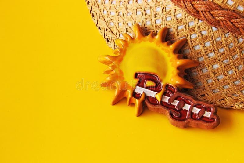 Сувениры Риги стоковые изображения