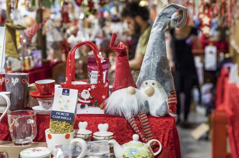 Сувениры сезона на продаже стоковая фотография