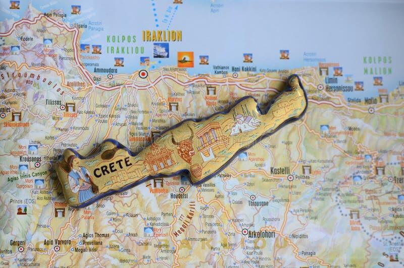 Сувенир от Греции, Creta стоковая фотография rf