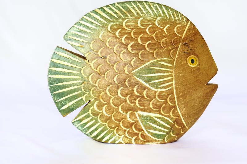 Сувенир рыб стоковое фото