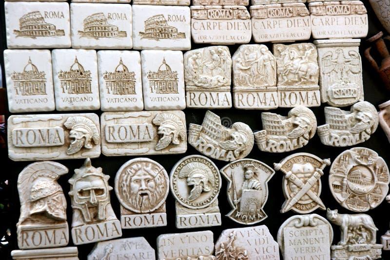 Сувенир Roma стоковое изображение