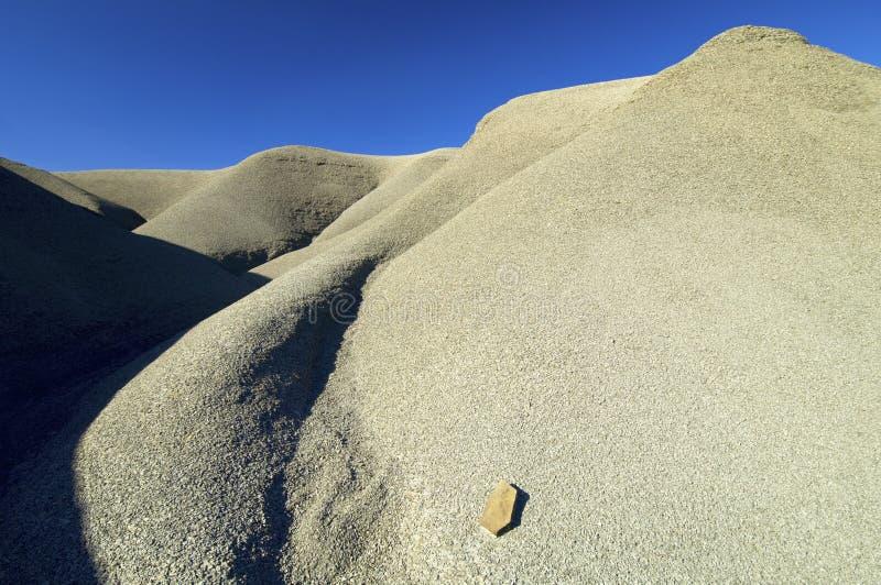 суглинок Испания ландшафта стоковое изображение rf