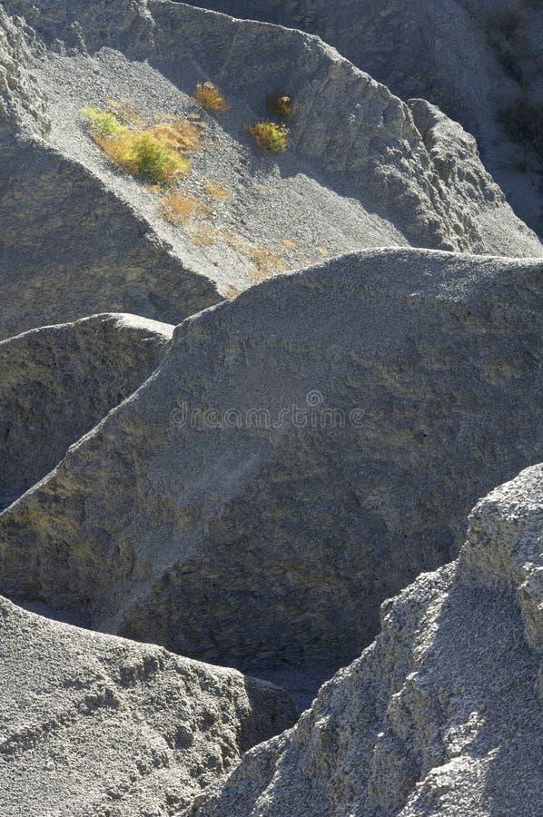 суглинок Испания ландшафта стоковое фото rf