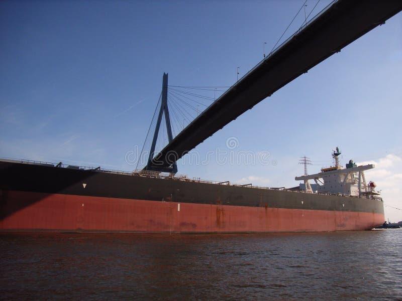 судно-сухогруз стоковые фотографии rf