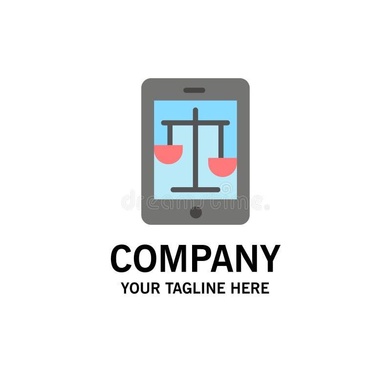 Суд, интернет, закон, законный, онлайн шаблон логотипа дела r бесплатная иллюстрация