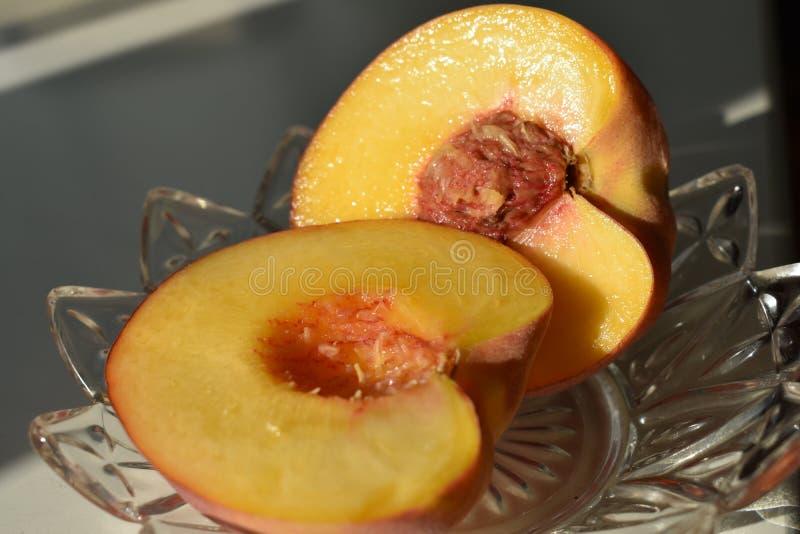 Суккулентные персики стоковое изображение rf