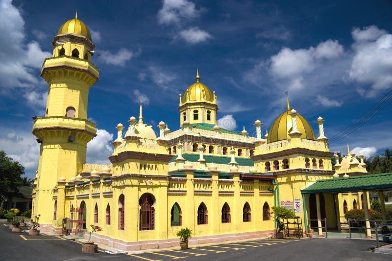 султан мечети Малайзии alaeddin стоковое изображение
