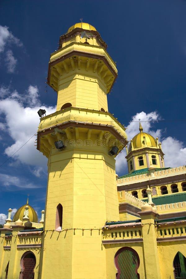 султан мечети Малайзии alaeddin стоковые фото