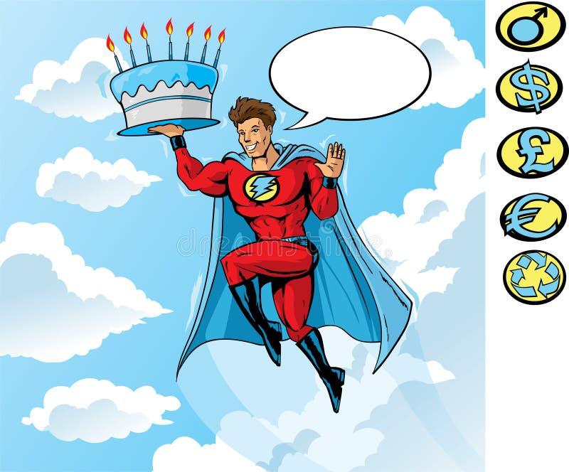 Картинки с супергероями с днем рождения