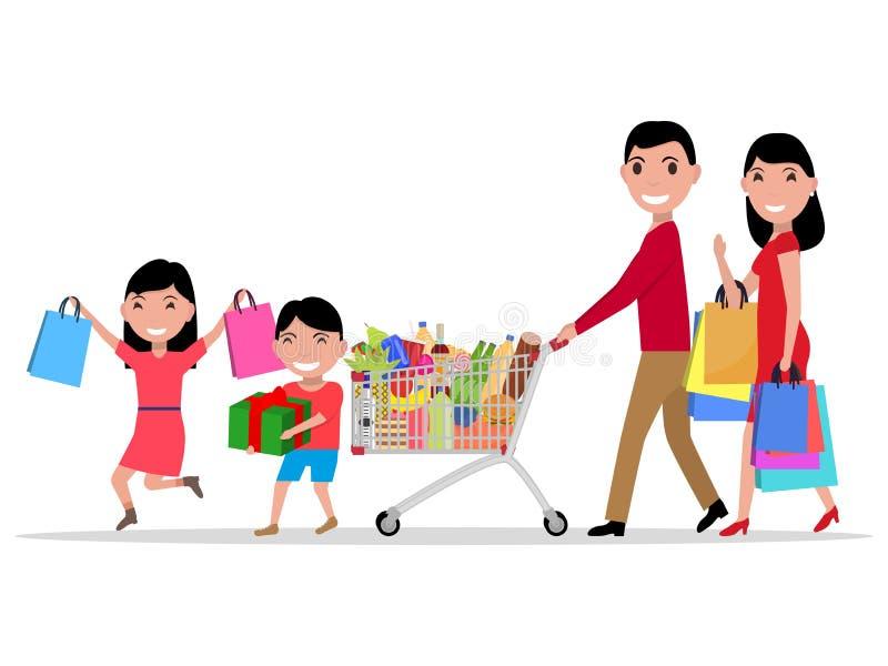 За покупками картинки для детей