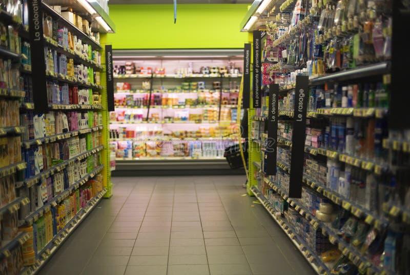 супермаркет стоковые фото