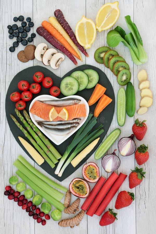 Супер еда для хороших здоровий стоковые фотографии rf