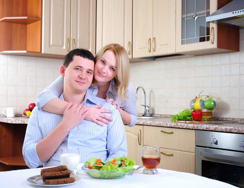 Супруга и супруг стоковая фотография
