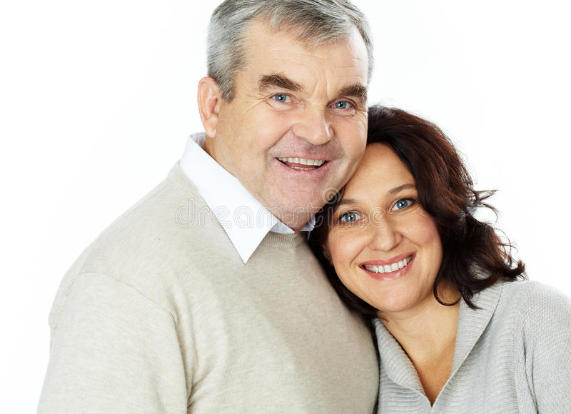 супруги стоковая фотография rf