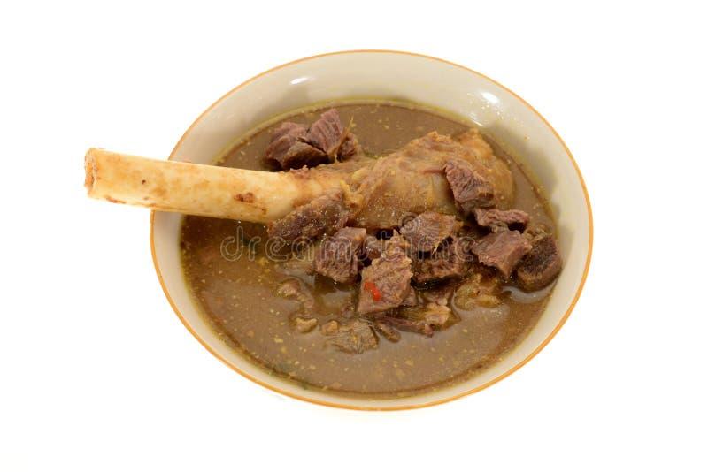 Суп баранины стоковое изображение rf
