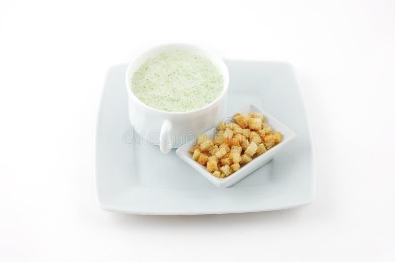 Суп от овощей стоковое фото