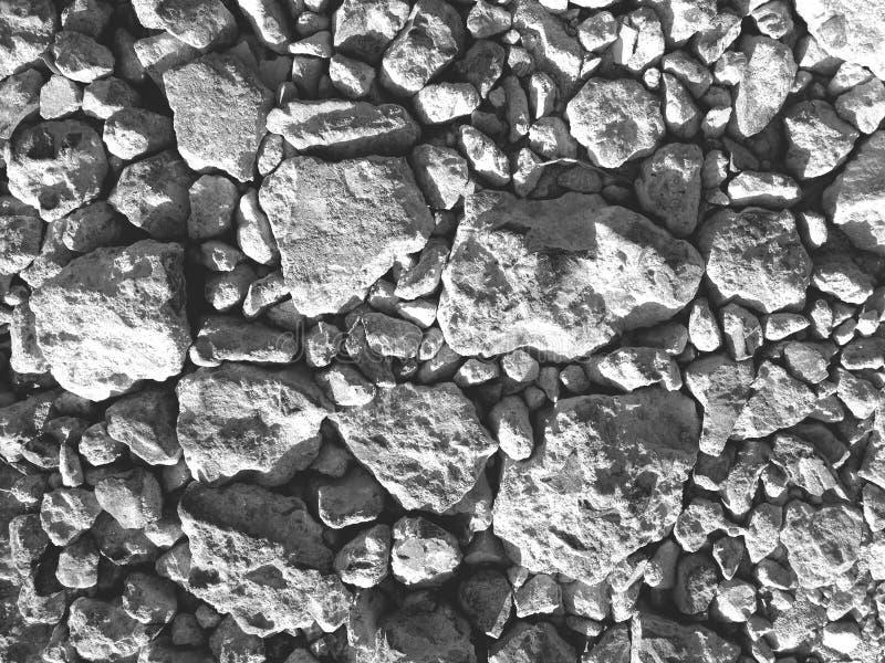 Сухие задняя часть текстуры утеса и белый, взгляд сверху стоковое фото